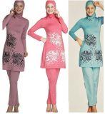 2016 populäre Damen bescheidenes islamisches Swimear &Muslim Sportwear (611)