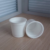 Versiegelbares direktes Wegwerf-pp. Plastiksoße-Cup des Fabrik-Großverkauf-7oz 200ml
