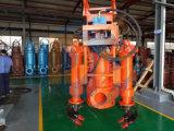 Under-Water Vertical Simi Abra o Impulsor da Bomba de chorume centrífugos