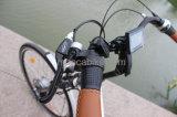 MITTLERE Fahrrad-Fahrrad E-Fahrrad E des Antriebsmotor-200W elektrische Zahnstangeli-Batterie der Roller-Stadt-36V hintere