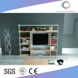 중국 현대 사무용 가구 나무로 되는 전시 선반 (CAS-FC1829)