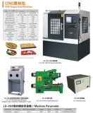 CNC de Machine van de Router van de Vorm voor Aluminium/Copper/Iron