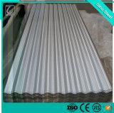 0.12 Gi panneaux de toiture en carton ondulé/Feuille de toit de fer galvanisé