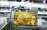 Os chips de batata frita/ máquina alimentar/Máquina de fritura