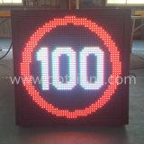 Signes de vitesse limite de radar de la CE En12966 de Laneway de route
