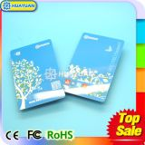 HF NTAG213 NFC PVCスマートな昇進RFIDの支払のカード