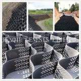 Geocell utilizados na construção de estradas