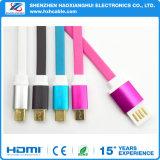 Качество ткани оплеткой из термоэластопласта Micro-USB для синхронизации данных кабель зарядного устройства для I5/I6
