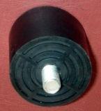 Amortecedor de borracha feito sob encomenda do retângulo EPDM Nr SBR do produto