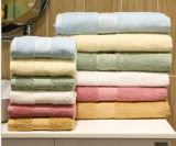 Красочный 100% хлопок отель перед лицом полотенца