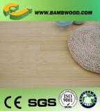 Populär! Qualitäts-Hand geriebener Bambusbodenbelag