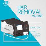 Laser portatile del diodo del sistema 808nm di bellezza di rimozione dei capelli del laser