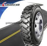 Goldstar-Schlussteil-Reifen-Radial-LKW-Reifen 11r22.5/11r24.5