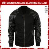 2016 курток PU таможни людей кожаный сделанных в Китае