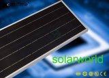 Lámpara de calle solar industrial ahorro de energía integrada moderna del LED