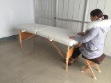 Madera Mesa de masajes, cama de masaje (MT-003)