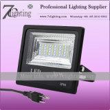 La colada sin hilos del LED enciende la iluminación del contexto 30W con impermeable
