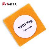 ISO15693 HF F08 inlays RFID Chip para controle de acesso