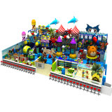 Hot Sale Commercial Small Indoor Playground for Kid
