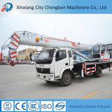 BMC/T-King/Dongfeng構築の建物のための12トンのトラッククレーン