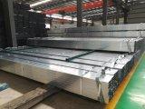 Galvanisierte quadratische Stahlrohr-Baumaterialien