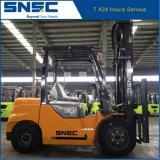 Vagone per il trasporto dei lingotti Elevateur del carrello elevatore di estensione di Montacargas 6mts