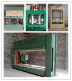 Pleine ligne de Producion de contre-plaqué/chaîne de production panneau de particules/machine chaude de presse