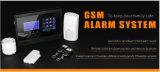 2015 Nuevo Sistema de Alarma GSM con teclado táctil de Seguridad