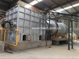 El Triple de arena de tambor secador para planta de mortero seco
