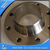 Bride de collet de soudure d'acier inoxydable (304, 316)