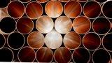 中国の工場からの配管の銅の管