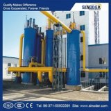 Usine de producteur de gaz de charbon/équipement de gazéification de générateur/charbon de gaz