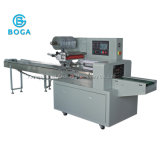 Beständige Leistungs-halbautomatischer weißes Brot-Toast-Verpacken- der Lebensmittelmaschinen-Hersteller