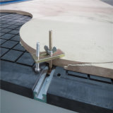 خشبيّة عمليّة قطع [إنغرفينغ] ينحت آلة الصين [كنك] خشبيّة مسحاج تخديد آلة