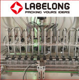 3000bphグリースオイルはまたはオイルの満ちるキャッピングの分類機械に油を差す