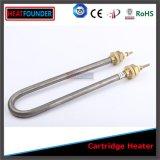 沸騰水のためのUの形の投込み電熱器