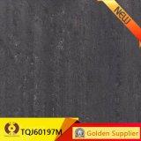 Del gris azulejo de suelo oscuro de la baldosa cerámica del resbalón no (TQJ60197M)