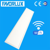 30*120 WiFi Controls LED Panel Light From Favorlux