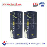 Cheap Custom Art Paper Cosmétiques Packaging Boxes Printing