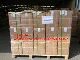 0.5Mm feuille intérieur rigide en PVC avec double adhésif Paquet de papier jaune