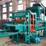 Máquina de fatura de tijolo automática da lama da máquina do bloco do Paver Qt4-20