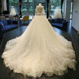 На прошлой неделе мая дамы длинными рукавами кружева Sexy свадебные платье платья