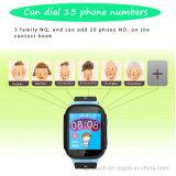 """1.44 """" 접촉 스크린 아이 GPS 지능적인 추적자 시계 (D26)"""