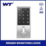 Digitale Slot van de Veiligheid van Wangtong het Nieuwe Hoge voor Schuifdeur