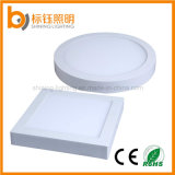 에너지 절약 아래로 천장 거치된 정연하거나 둥근 LED 위원회 빛
