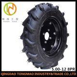 China-Manufaktur-Vorspannung 5.00-12 landwirtschaftliche Gummireifen 8pr