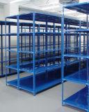 Mensola di bassa potenza delle merci del forte ferro durevole di uso del magazzino della fabbrica