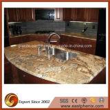 Bancada do granito de Lapidus da boa qualidade para a parte superior de tabela