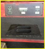 Máquina de fabricação de sacos de perfuração de couro Itália usada (OMAC 3505)
