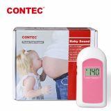 Contec Babysoundb preiswerter fötaler Doppler Baby-Puls-Monitor-Baby-UltraschallPortable